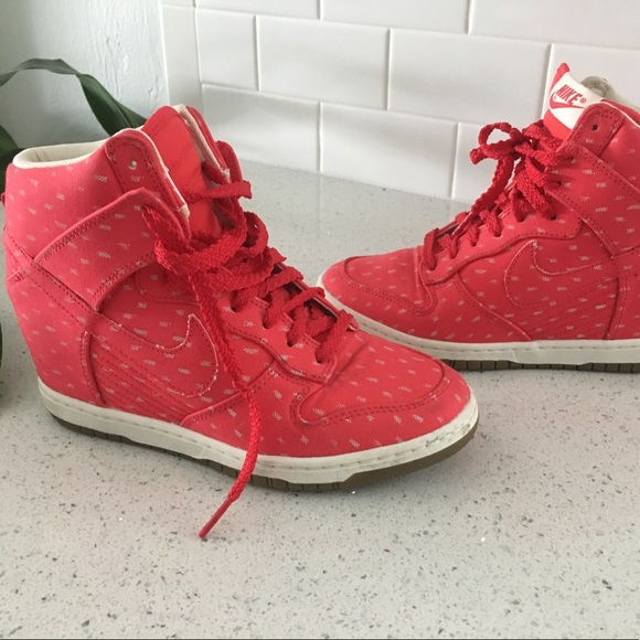 eaae9916ba7 Nike Sky Hi Wedge Sneaker. M 5bc37666baebf6b3c30f534a